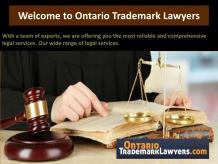 Trademark Lawyers working with creative skills