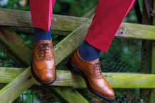 Westfield - Mens Handmade Leather Brogues By Barker