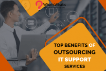 What are the Benefits of Outsourcing IT Support Services?