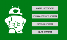 What are the different storage methods in Android? – Android training in Chandigarh