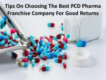 What are the requirements prerequisites to get the Pharma franchise?
