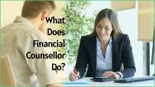 What Does Financial Counselor Do