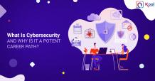 What Is Cybersecurity And Why Is It A Potent Career Path? - Kool Stories