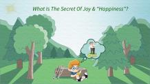 Happiness Is Temporary And Joy Is Everlasting - WOWzforHappyness