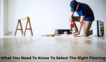 What You Need To Know To Select The Right Flooring - Joel Scott   Launchora