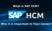 What is SAP HCM and Why it is Important in Your Career?