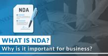 What is NDA? Why is it important for business?