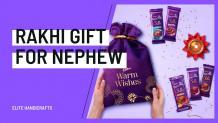 What is the Best Rakhi Gift for Nephew?
