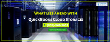 Grab the benefits of QuickBooks Cloud Storage to avoid issues.