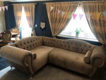 Velvet Sofa: Huge Sofa Sale Now On 40% OFF