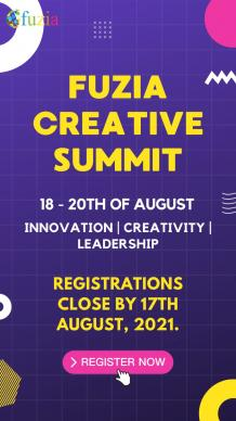 Fuzia Creative Summit 2k21