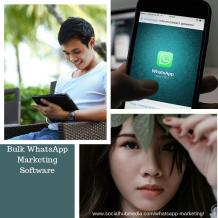 WhatsApp marketing software | Bulk WhatsApp Marketing Messenger