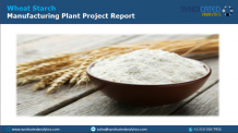 Wheat Starch Manufacturing Plant Project Report Demand