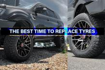 When To Replace Tyres | How To Check Tyre - Tyres Now