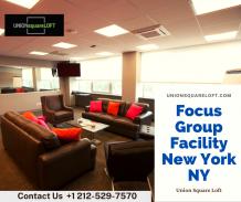 Focus Group Facility New York NY