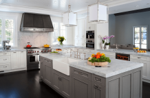 Custom Kitchen Cabinet Designers