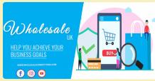 Wholesale UK: help you achieve your business goals