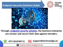 Why Business need Endpoint Security Solutions Dubai
