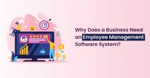 Employee management application development, software development company