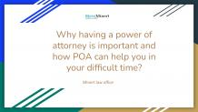 PPT - Why Having A Power Of Attorney Is Important ? PowerPoint Presentation - ID:10884450