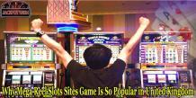 Why Mega Reel Slots Sites Game Is So Popular in United Kingdom – Lady Love Bingo