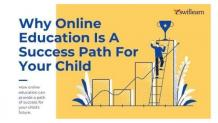 Why Online Education Is A Success Path For Your Child? | Swiflearn