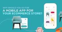 Why should you Go for a Mobile App for your Ecommerce Store?