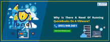 How To Employ Running QuickBooks On A VMware?