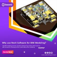 Revit BIM Services