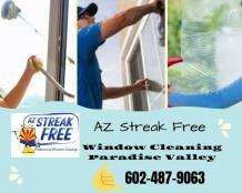 Window Cleaning Paradise Valley