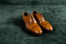 Winsford - Men's Handmade Leather Oxford Shoe By Barker
