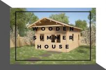 A Wooden Summer House Can Build Up to a Perfect Garden Setting – Garden Building Supplier