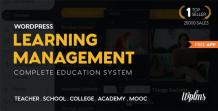 WPLMS Learning Management System for WordPress, Education Theme - scoopbiz.com