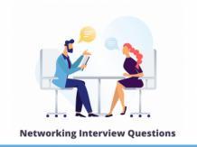 Networking interview questions 2021 - InterviewMocks