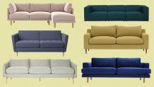 4 Types of Leather Sofas That Will Make Your Living Room Lively