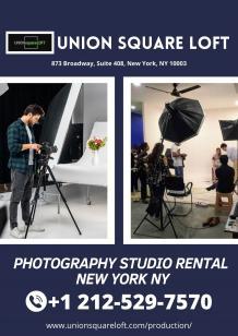 Photography Studio Rental New York NY