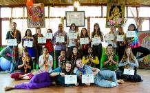 Yoga Teacher Training in Rishikesh | Chandra Yoga International