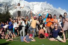 Yoga Teacher Training in Dharamsala - RYS200, RYS300 and RYS500.