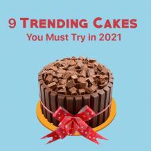 Buy Trending Cakes Online