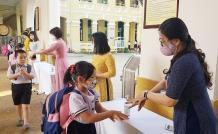 Cùng con đến trường - Trường tiểu học tư thục TPHCM nên làm gì để ngăn ngừa dịch bệnh tại trường?