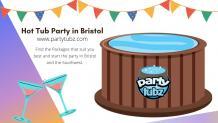 Hot Tub Party Bristol