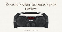 Zoook Rocker Boombox Plus Review 2021, Price And Features