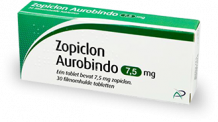 Sleep Disturbed? Buy Cheap Zopiclone Tablets