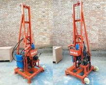 Best Small Water Well Drilling Rigs for Sale   YG Portable Drilling Rig Price