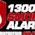 Beeping fire alarm| Chirping smoke alarm| Beeping smoke detector