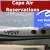 Cape Air Reservations | Flight Booking