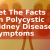 Get the facts on Polycystic Kidney Disease symptoms