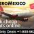 Make Aeromexico Reservations Online? +1-800-962-1798