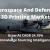 aerospace and defense 3D printing market
