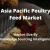 Asia Pacific Poultry feed market